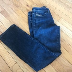 Diesel RONHY Mid Wash Boot Cut Stretch Jeans